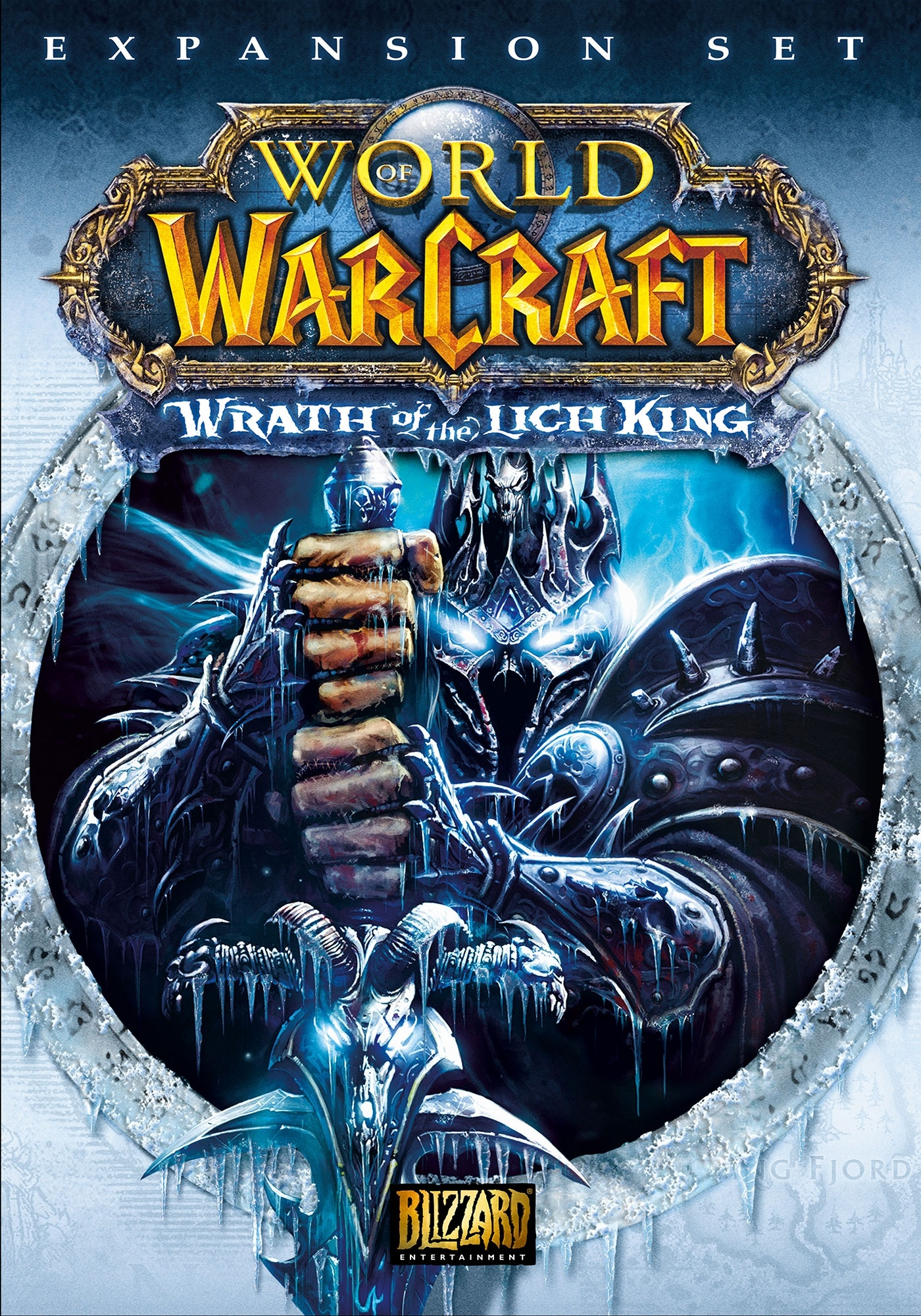 Wrath of the lick king inscription