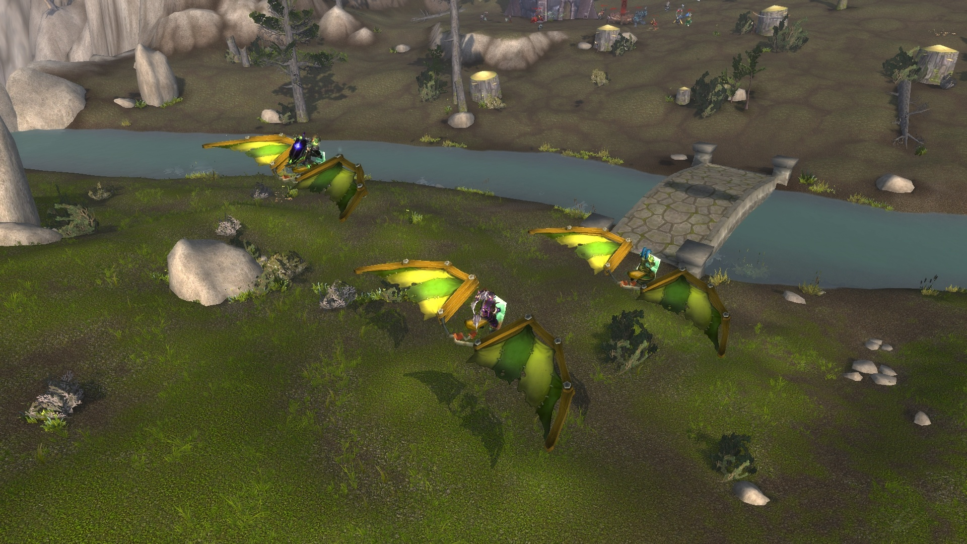 Goblin Glider - Spell - World of Warcraft