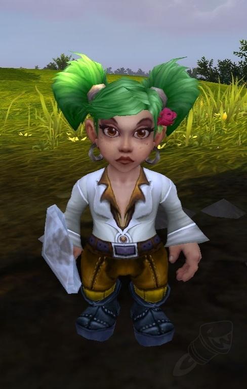 Sally Zappenduster Npc World Of Warcraft