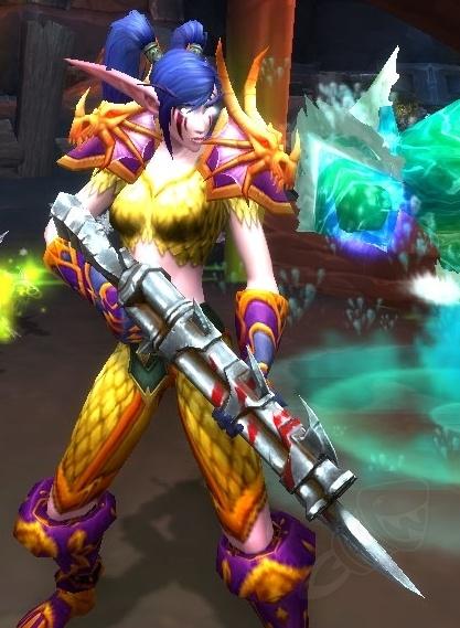 Crack-Shot Longrifle - Item - World of Warcraft
