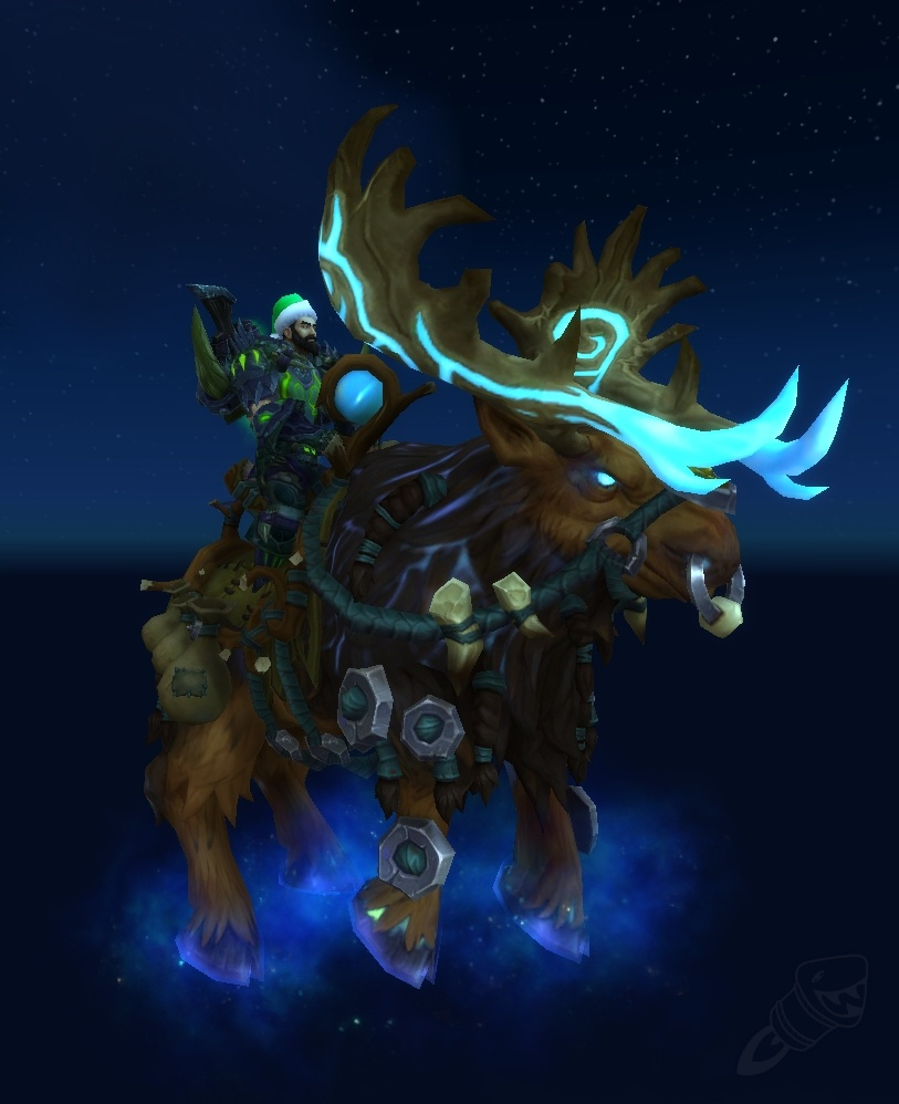 Reins Of The Grove Warden - Item - World Of Warcraft