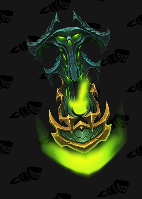 wow legion Vengeance demon hunter hidden artifact weapon appearance