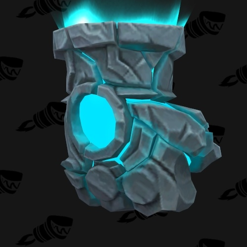 Talent rogue fist weapon