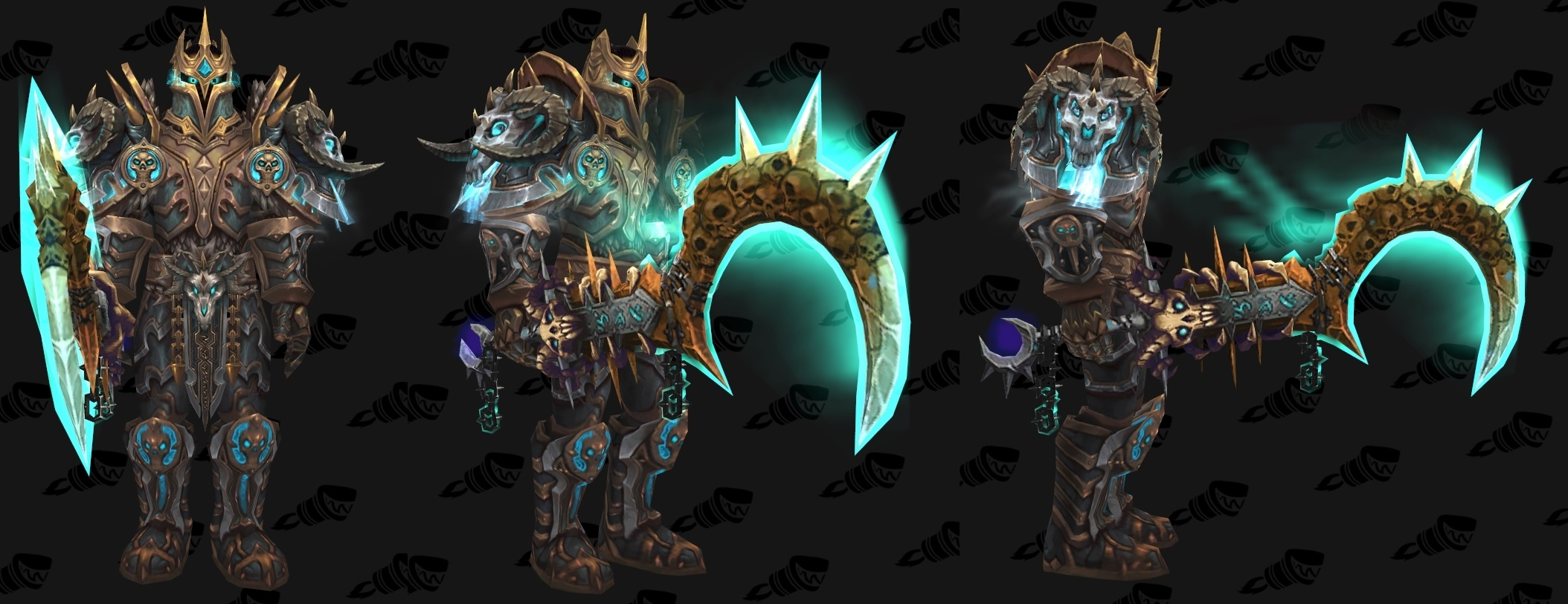 Warrior Tier 19 Mythic Missing Shoulders And Belt Wow