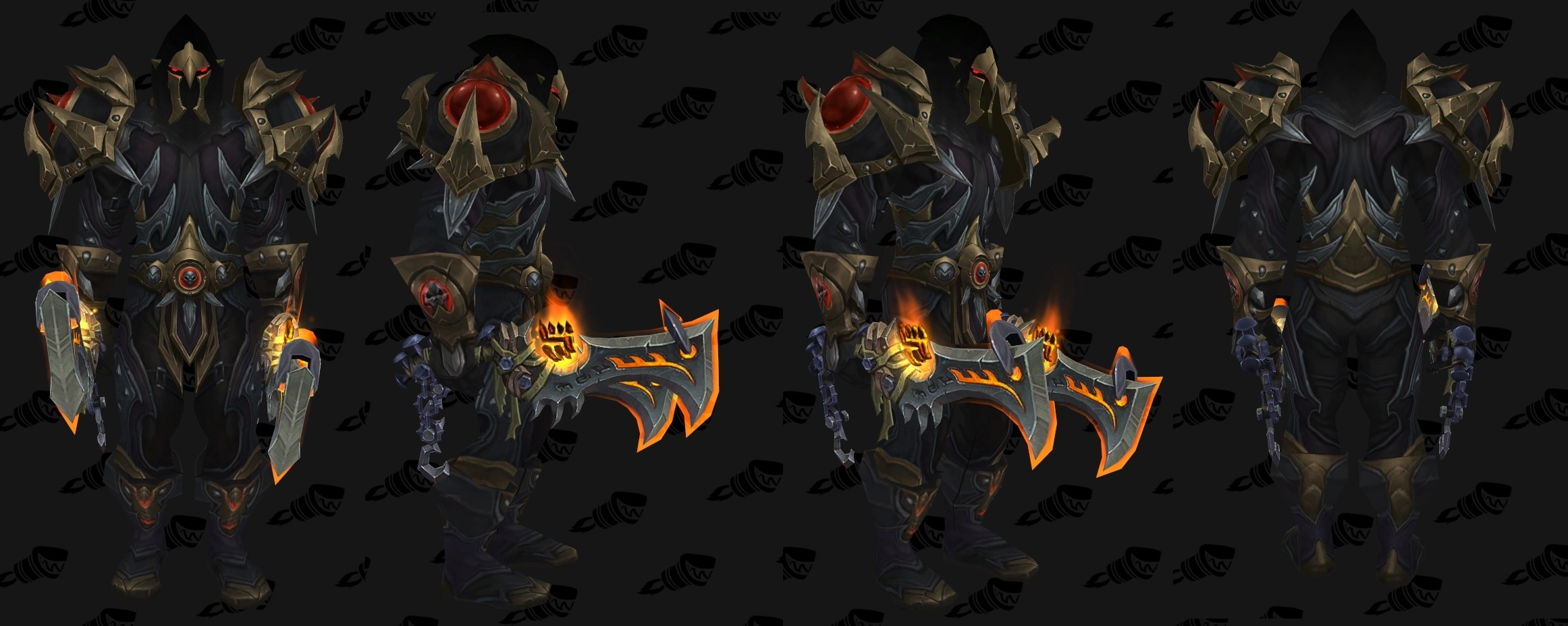 Tier 19 Rogue Mythic