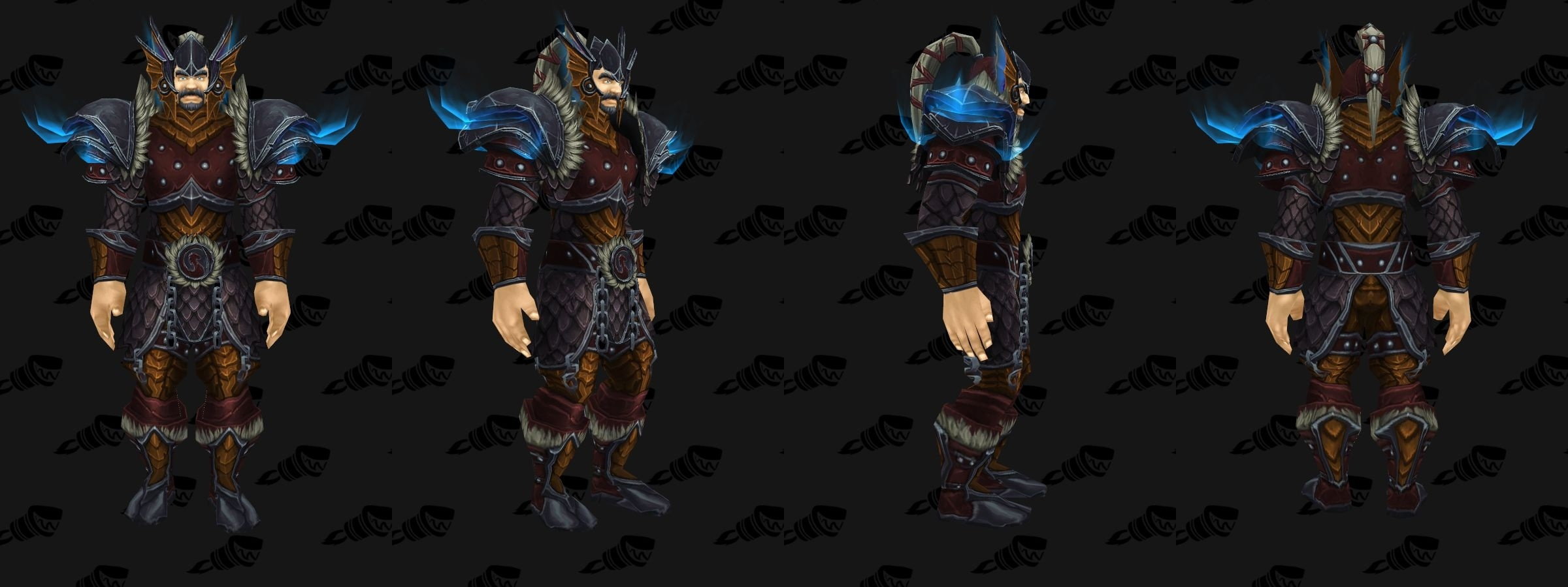 Plate & Legion Honor and EndGame Armor Sets Gnome Hunters Added to Dressing ...