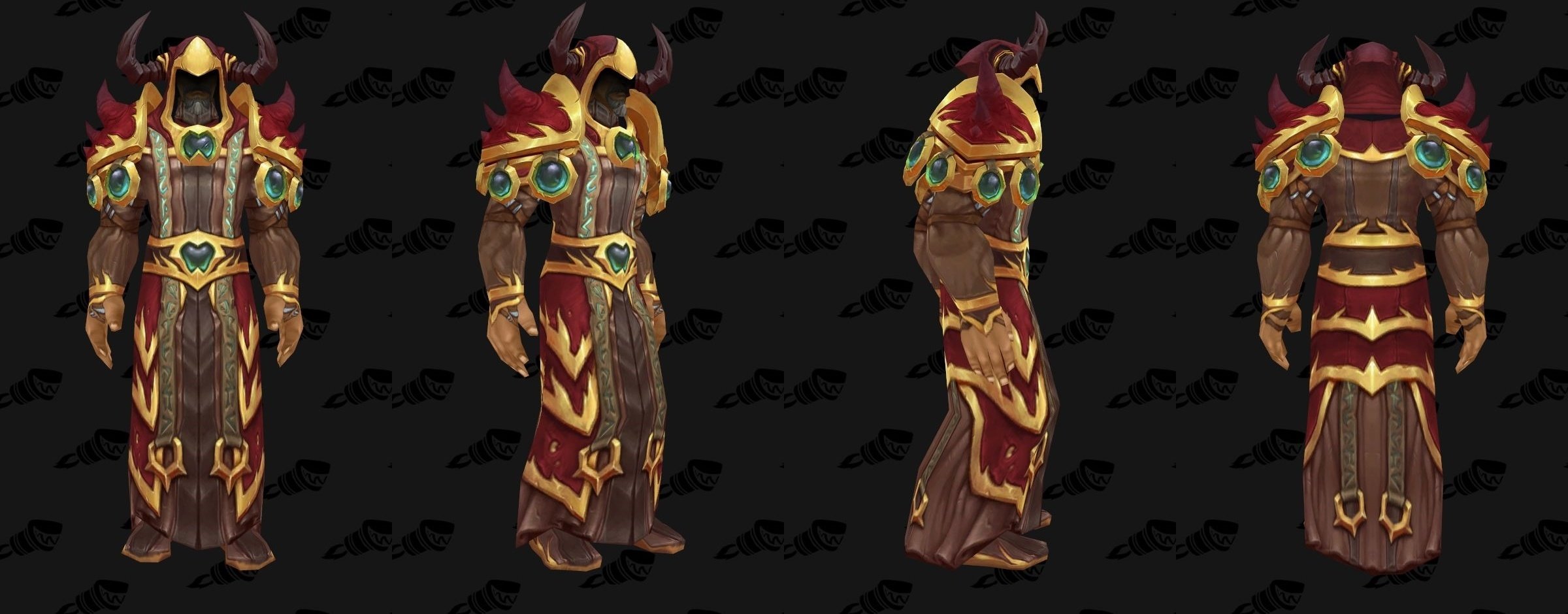 Legion EndGame Armor. Cloth & Legion Honor and EndGame Armor Sets Gnome Hunters Added to Dressing ...