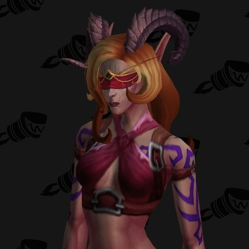 Female Demon Nude 12