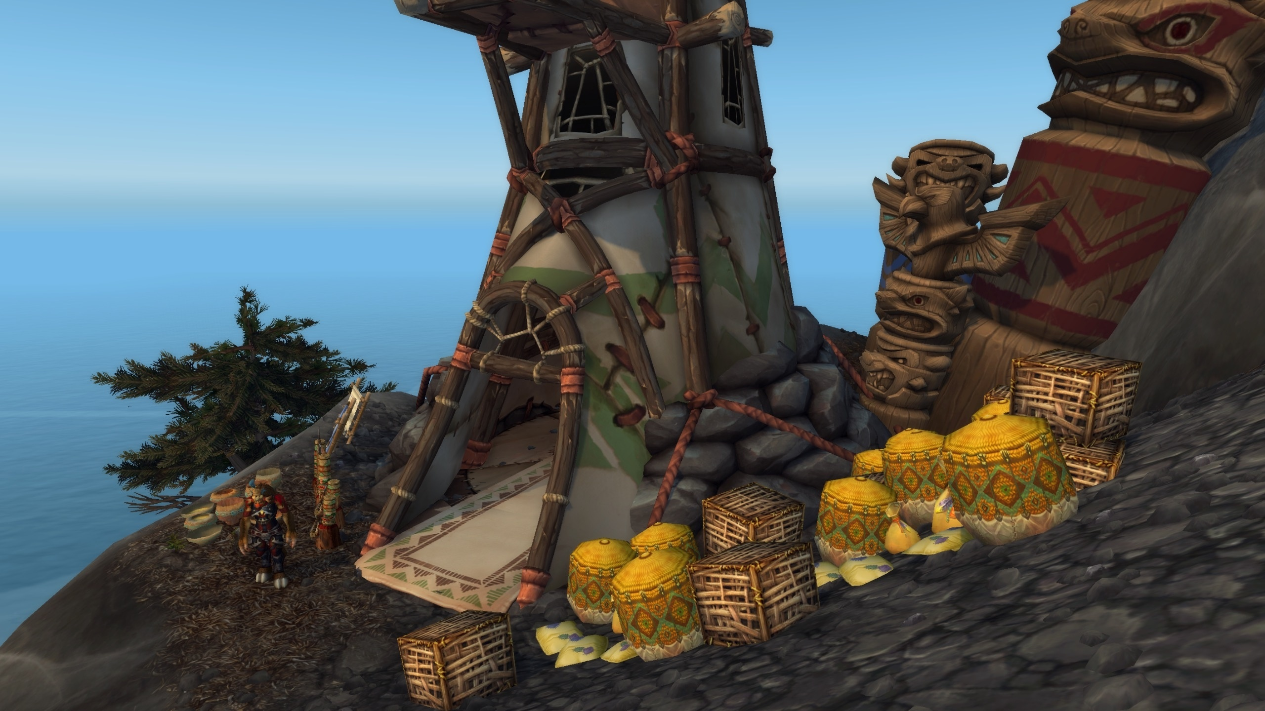Highmountain Zone Spotlight Treasure Demons Peaceful Murlocs