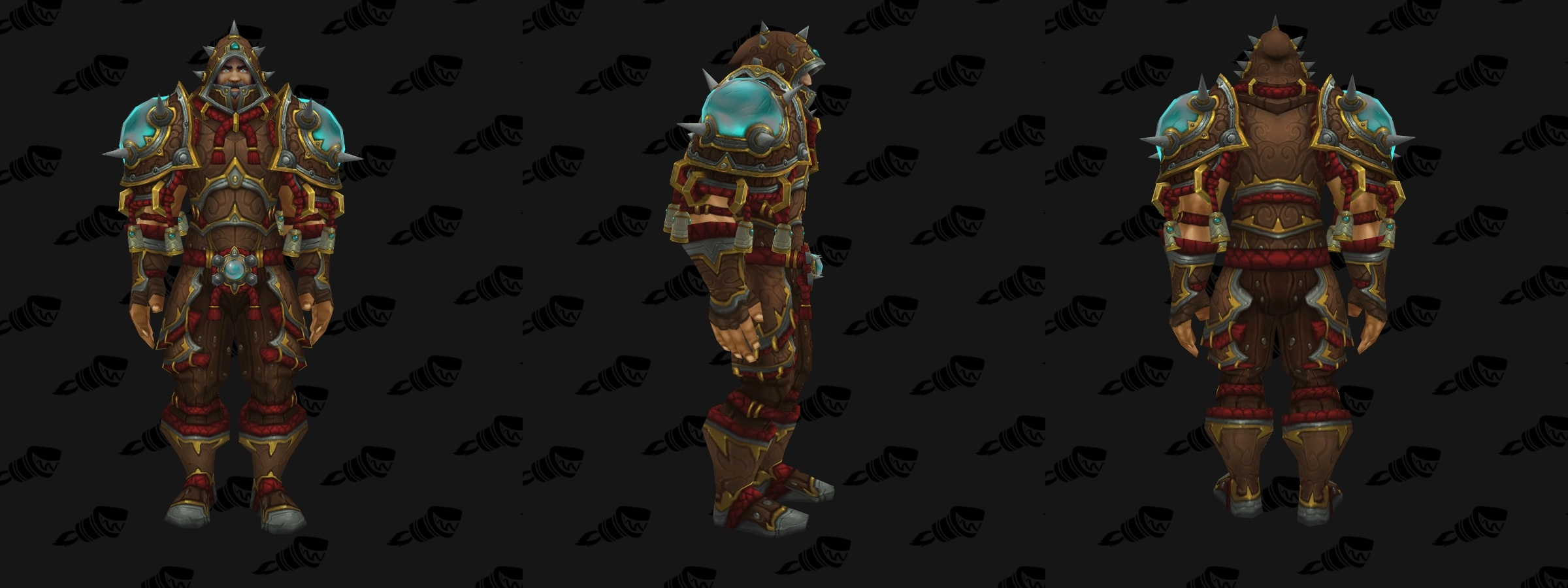 Tier 19 Monk Mythic