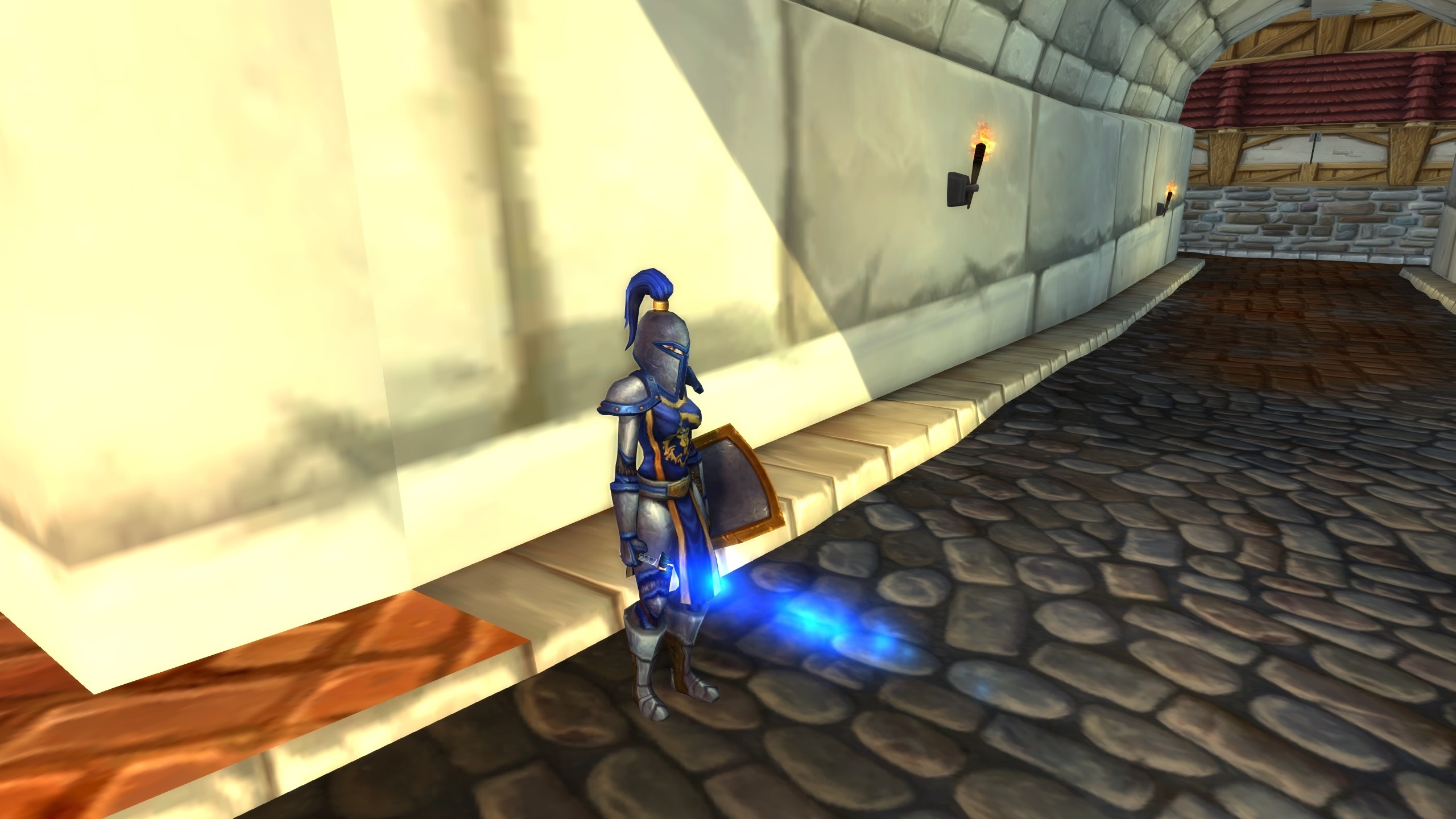 City Guards Have Lightsabers, Star Wars References in WoW, WoD ...