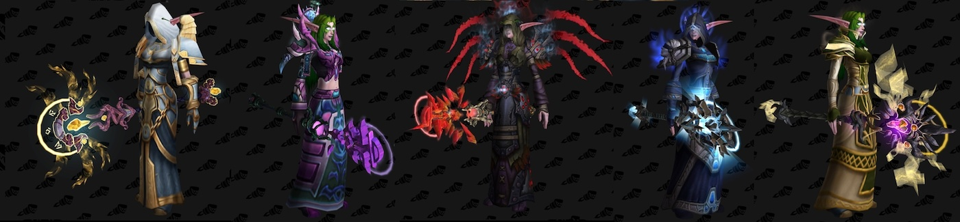 Holy Priest Artifact Weapon T Uure Beacon Of The Naaru Guides Wowhead
