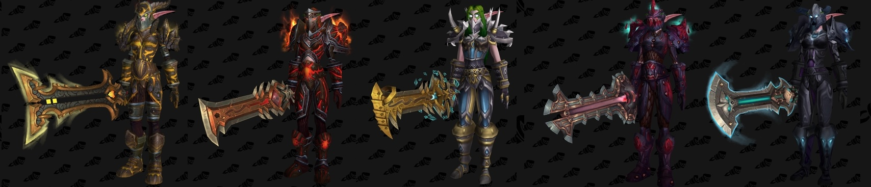 Arms Warrior Artifact Acquisition and Models, Pepe in Legion