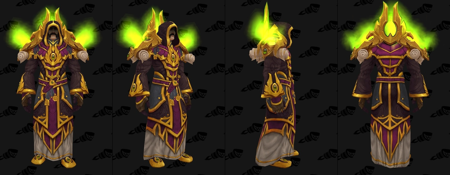 mage tier 19 mythic