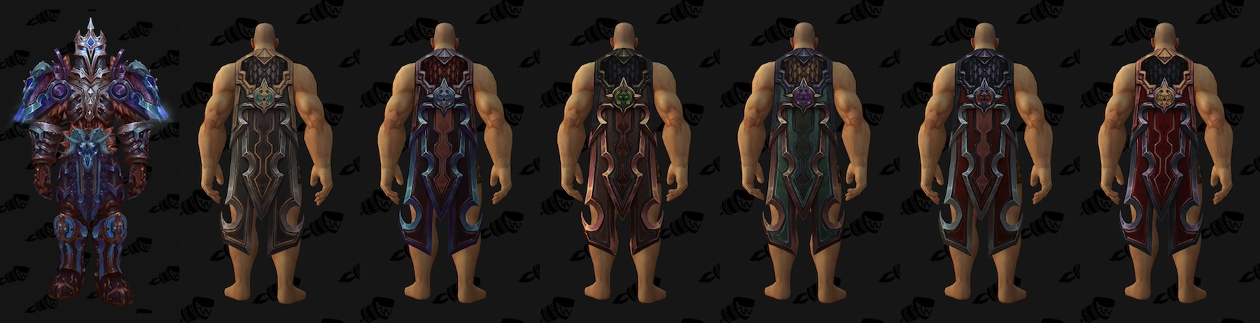 tier 19 cape death knight