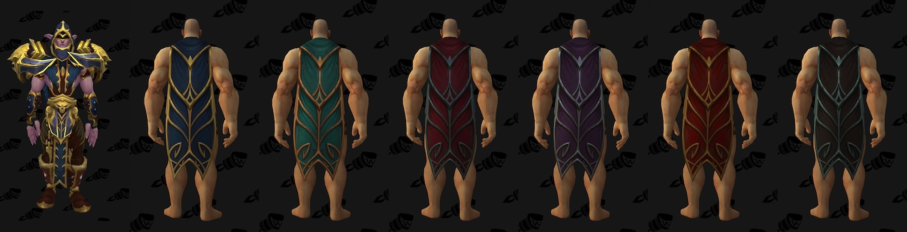 tier 19 cape demon hunter
