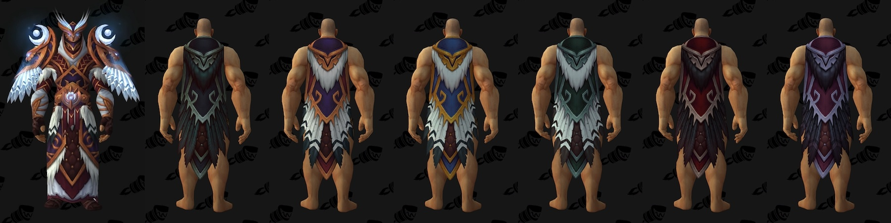 tier 19 cape druid