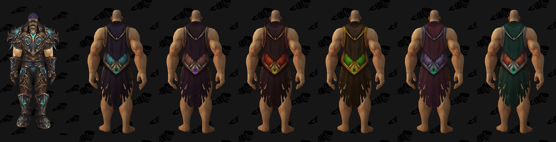 tier 19 cape hunter
