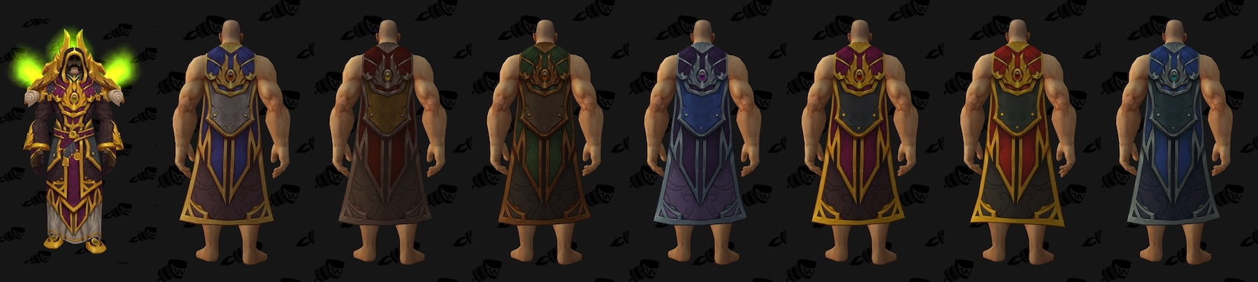 tier 19 cape mage
