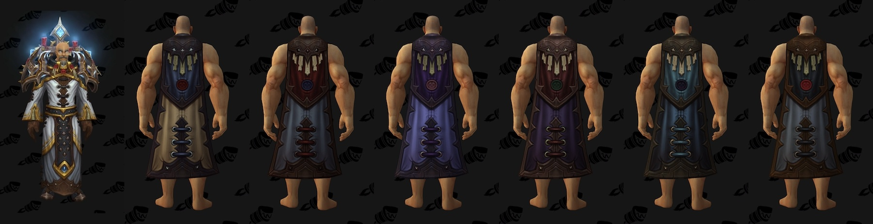 tier 19 cape priest