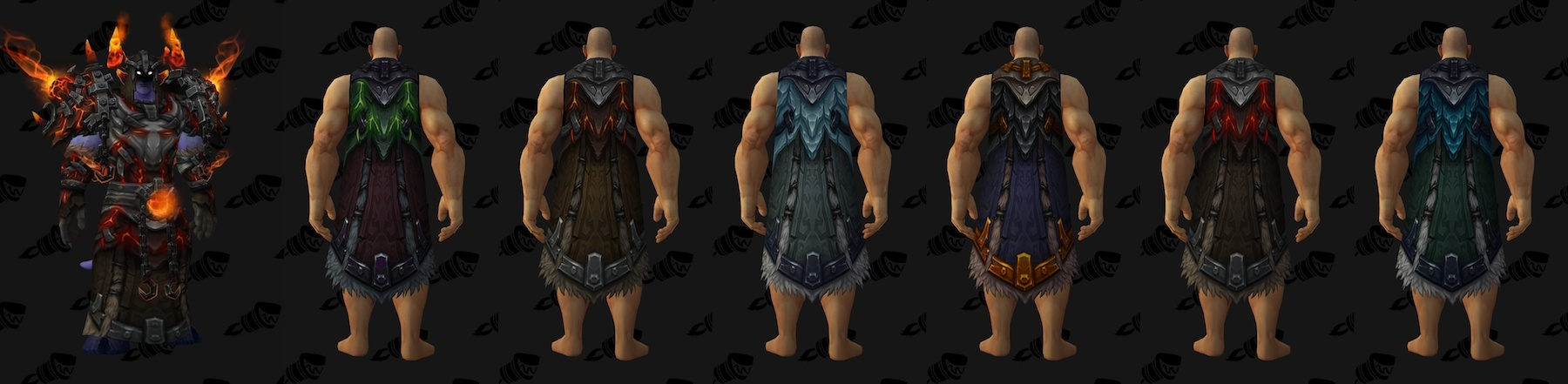 tier 19 cape shaman