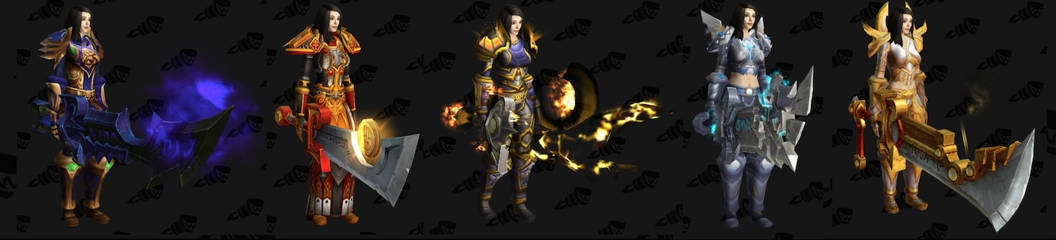 Image gallery paladin artifact for Domon remembrance