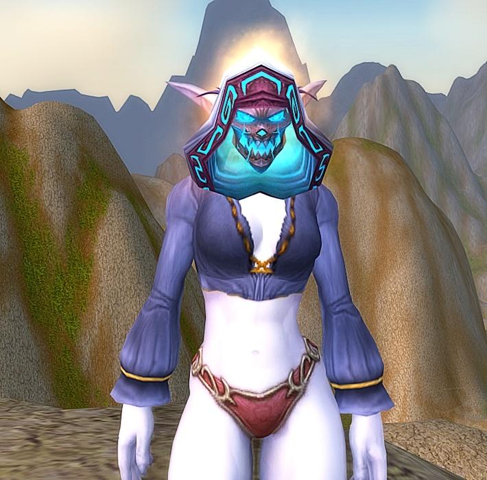 Caperuza De Generador De Poder Objeto World Of Warcraft