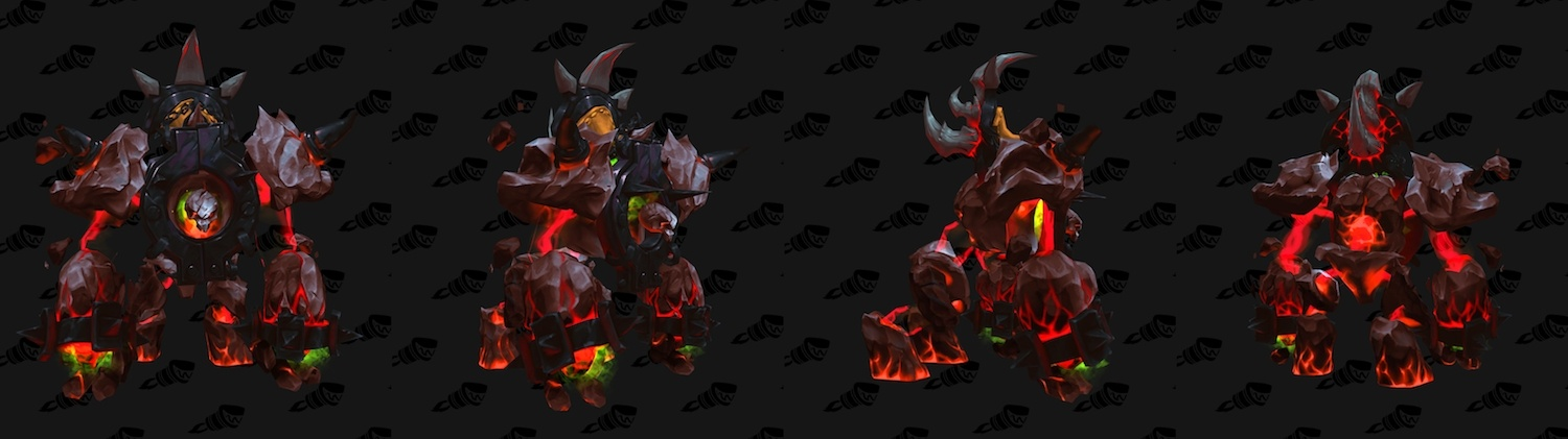 infernal mount