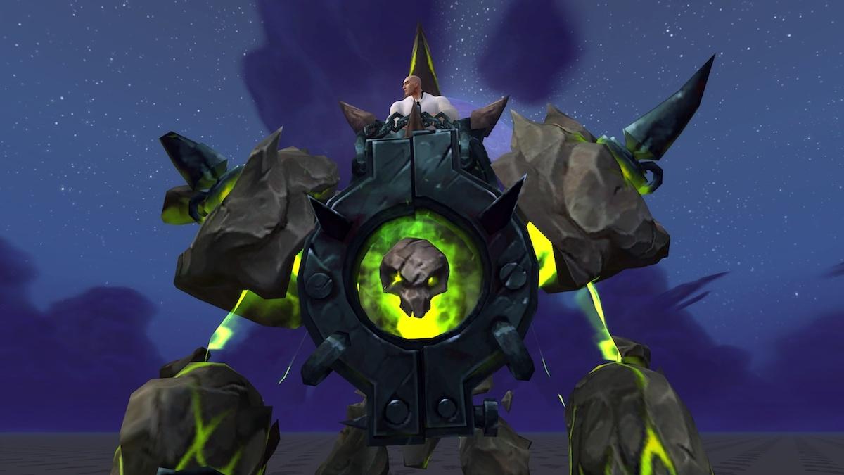 legion alpha build   models warrior tier  artifact weapons infernal mount cat form