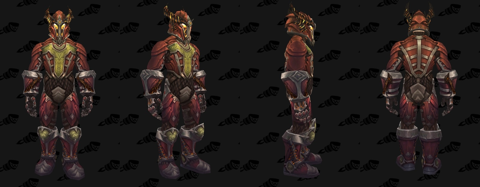 Legion Alpha Build 21063 New Models: Warrior Tier 19, Artifact ...