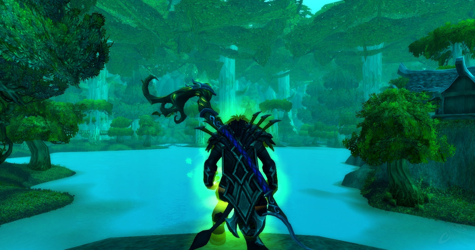 Restoration Druid Artifact Weapon: G'Hanir the Mother Tree