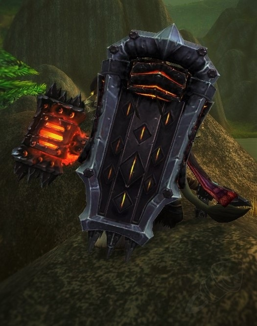 Furnace Of The Great Machine Item World Of Warcraft
