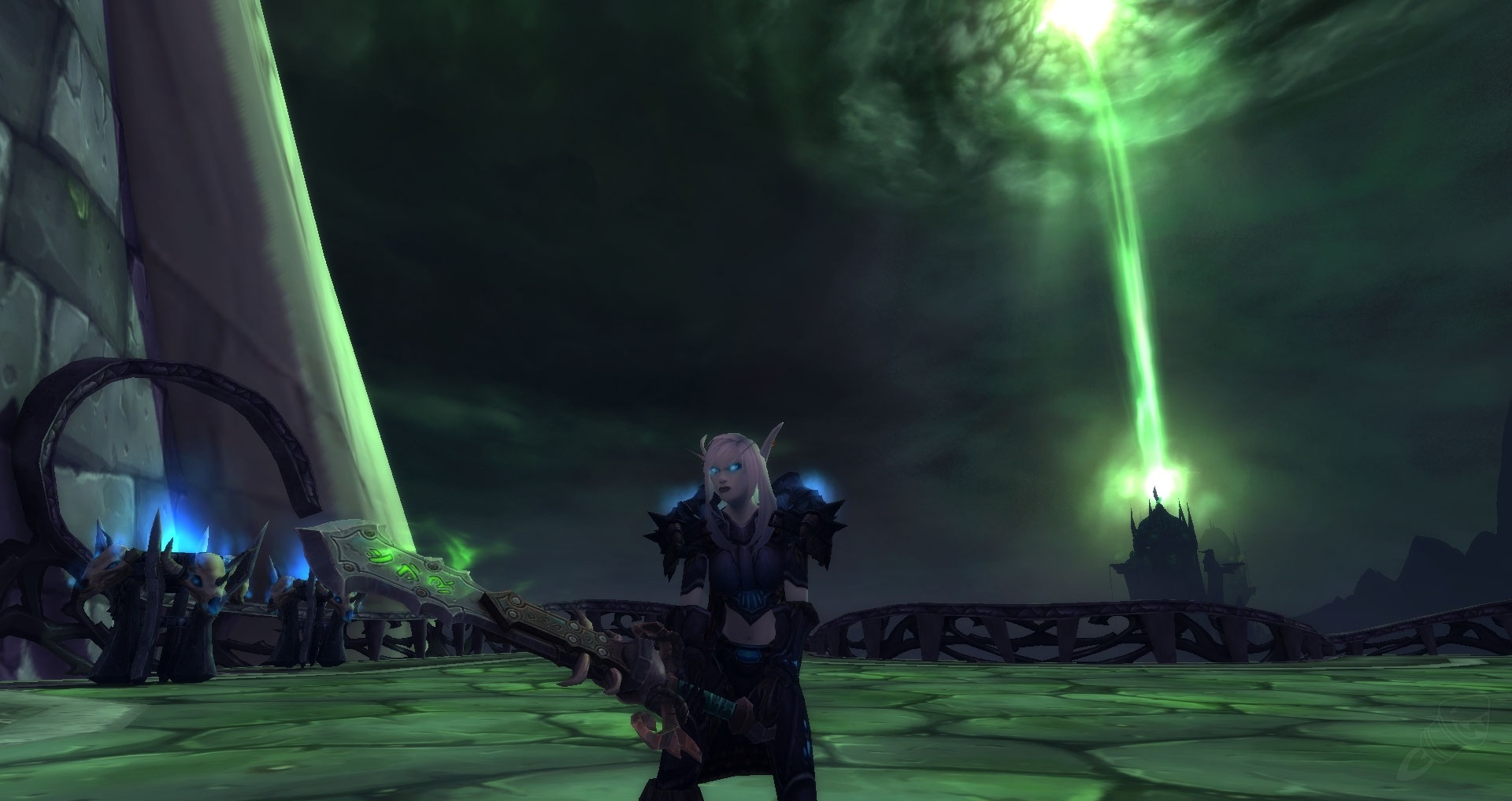 Unholy Death Knight Artifact Weapon: Apocalypse - Guides - Wowhead