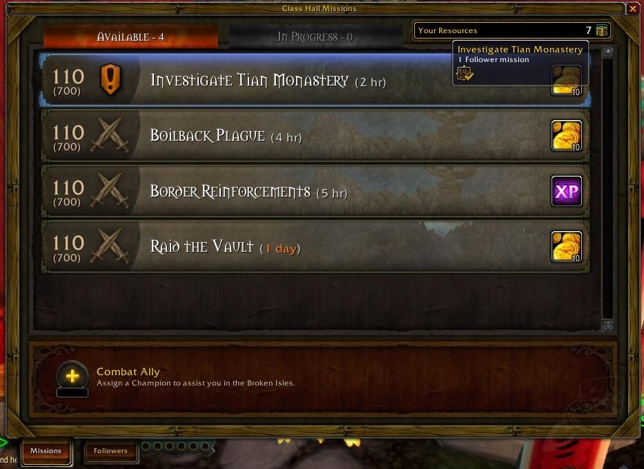 how the legion class order hall campaign works wowhead news