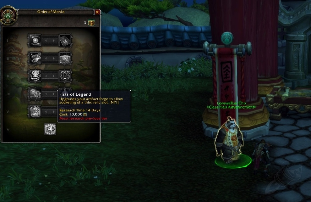 how to get shaman second artifact weapon