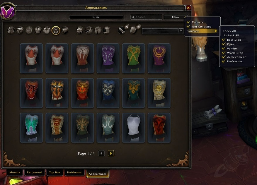 WoW Transmog Frequently Asked Questions - Guides - Wowhead