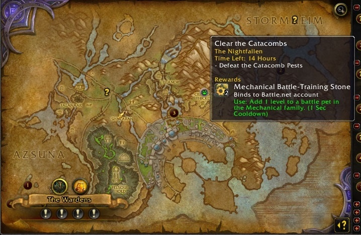 legion battle pet overview guides wowhead rh wowhead com World of Warcraft Logo World of Warcraft Leveling Bot