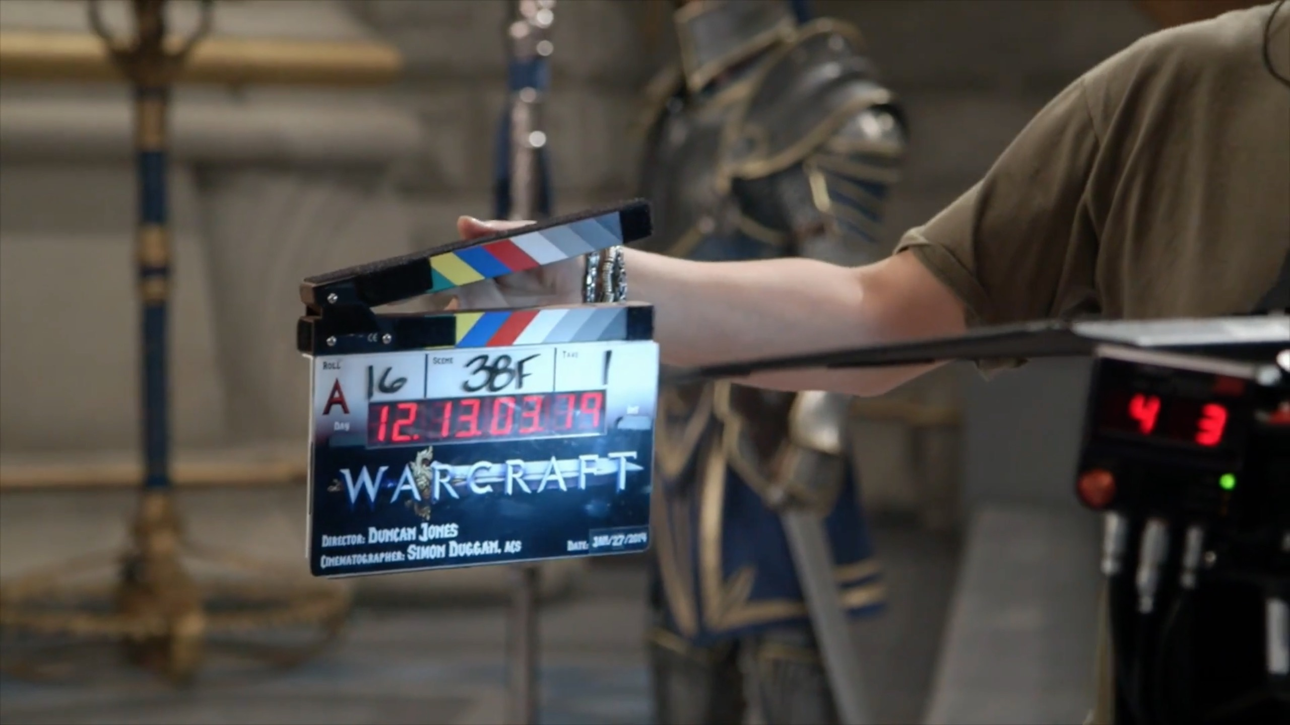 duncan jones warcraft