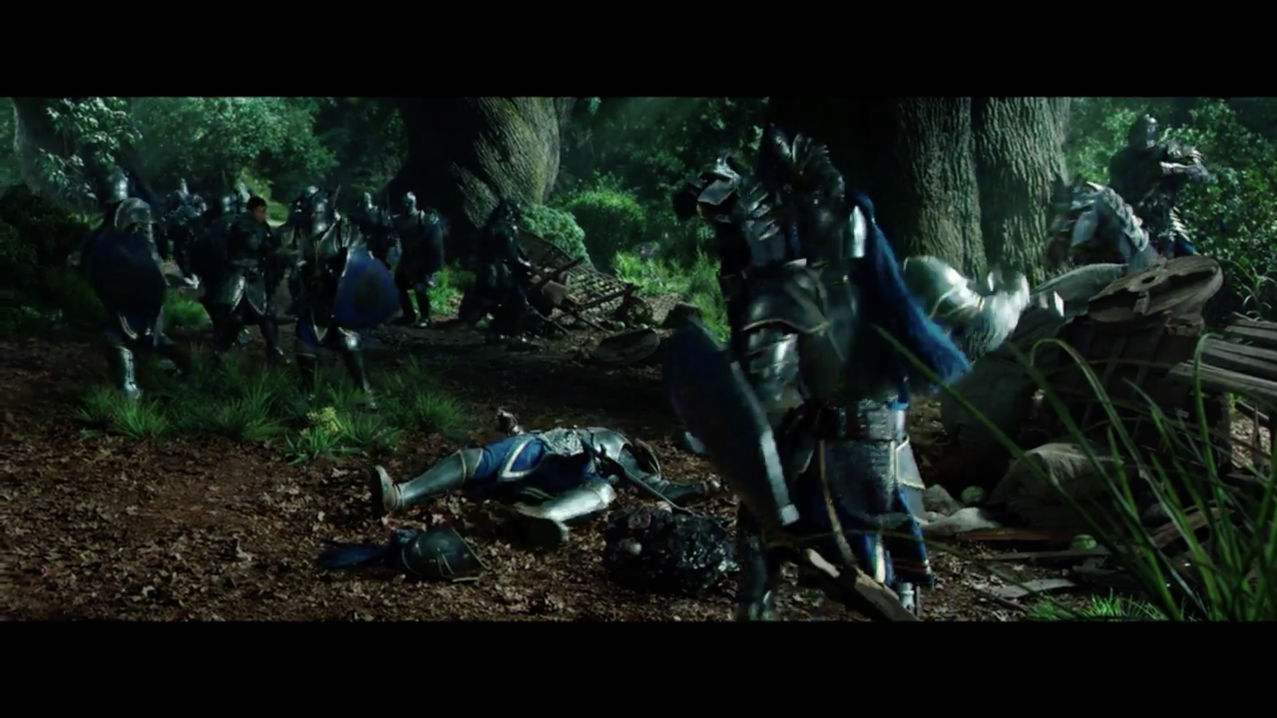 Warcraft Movie Behind The Scenes Featurette And B Roll
