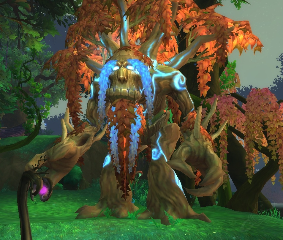All I could think about when the new druid form was released. : wow
