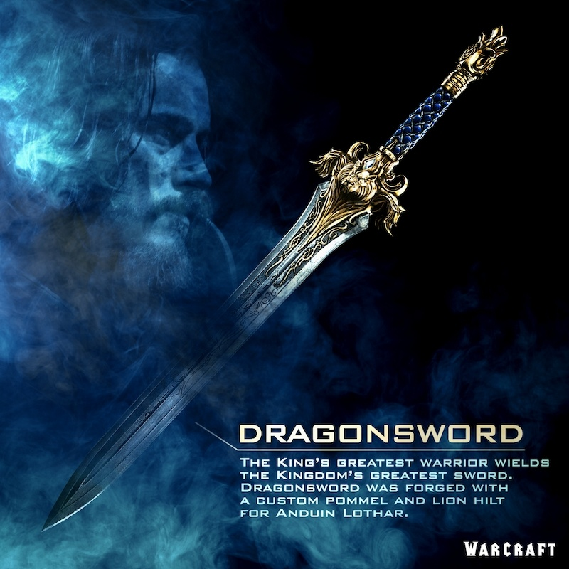 Dragonsword Weapon Preview China Box Office Records Verge Interview With Duncan Jones Apexis Bonus Event Wowhead News