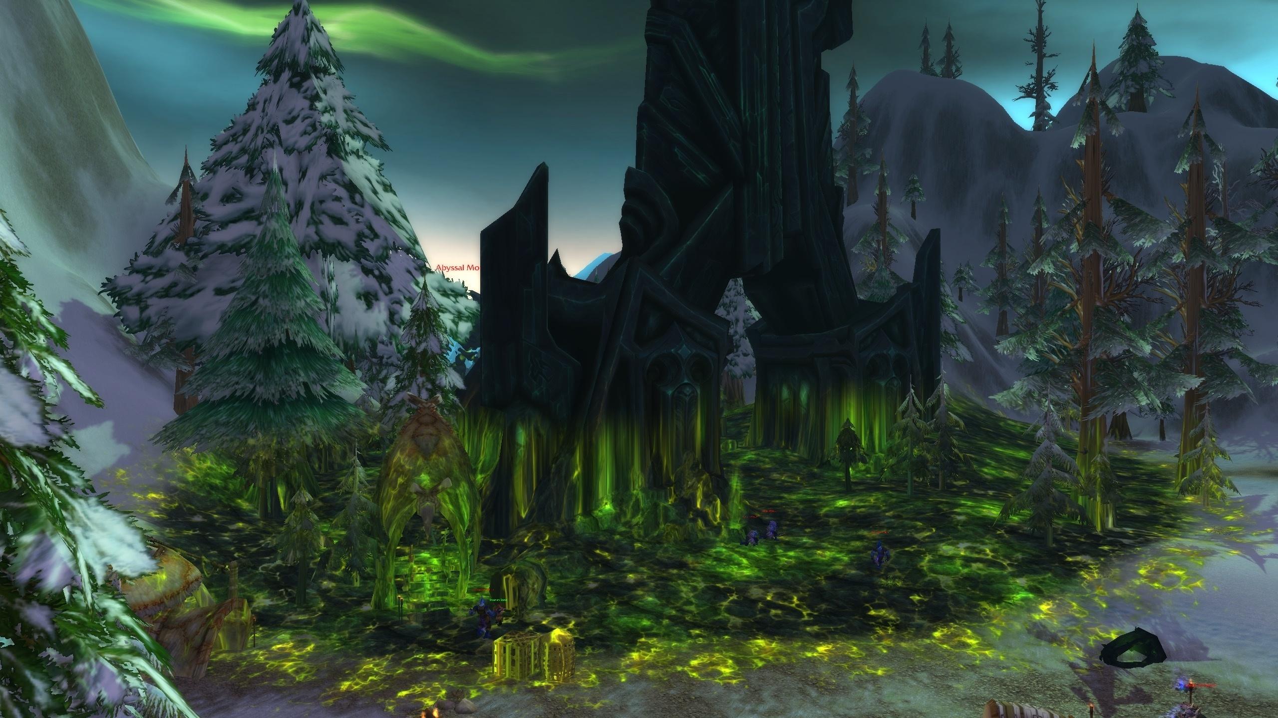 World of warcraft: 'return to karazhan' patch notes revealed.