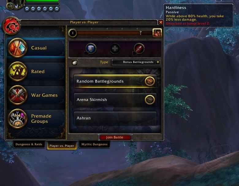 Guide to Legion UI and Quality of Life Improvements