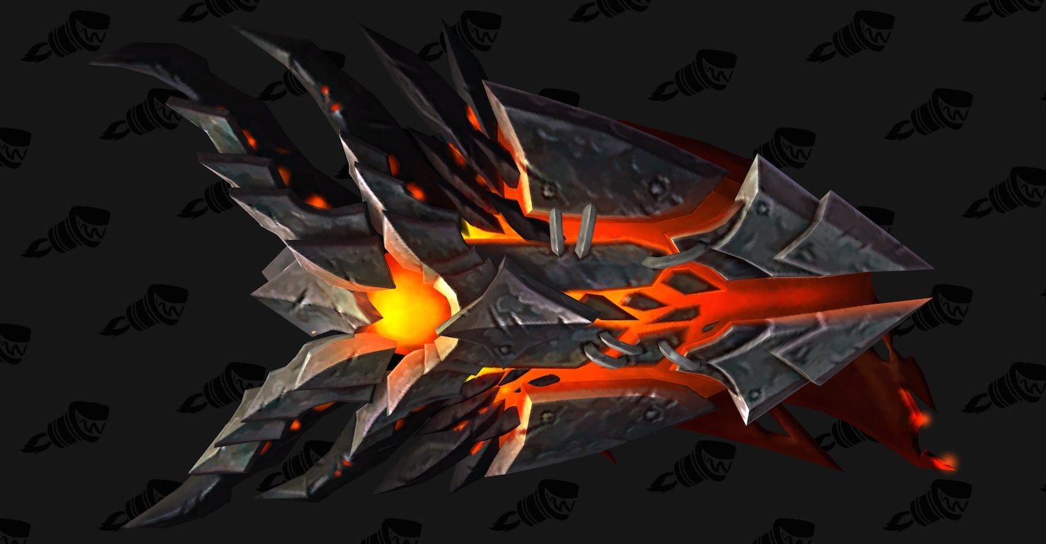 wow legion protection warrior hidden artifact weapon appearance
