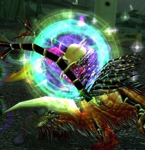 warcraft warlock Spell penetration