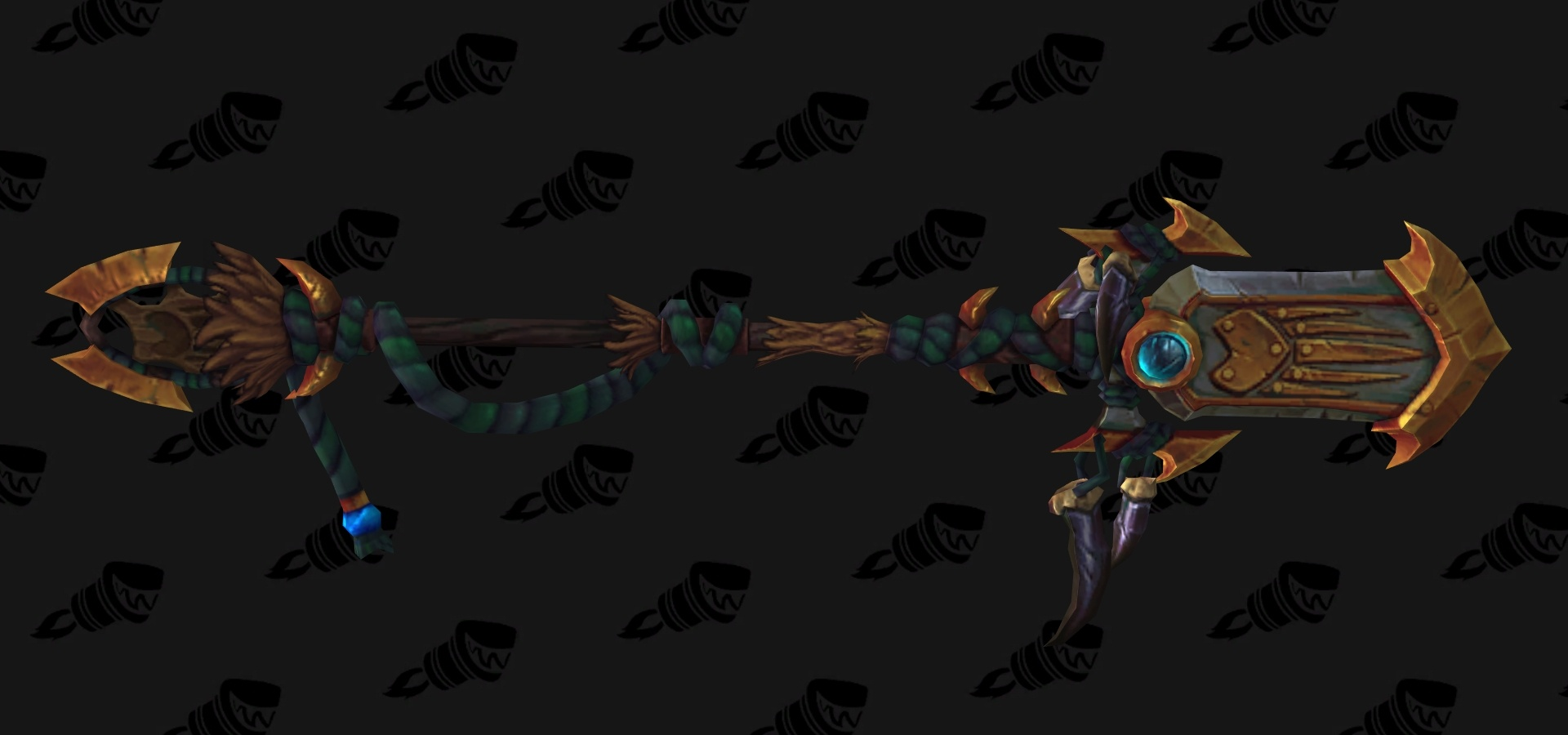 wow legion survival hunter hidden artifact weapon appearance