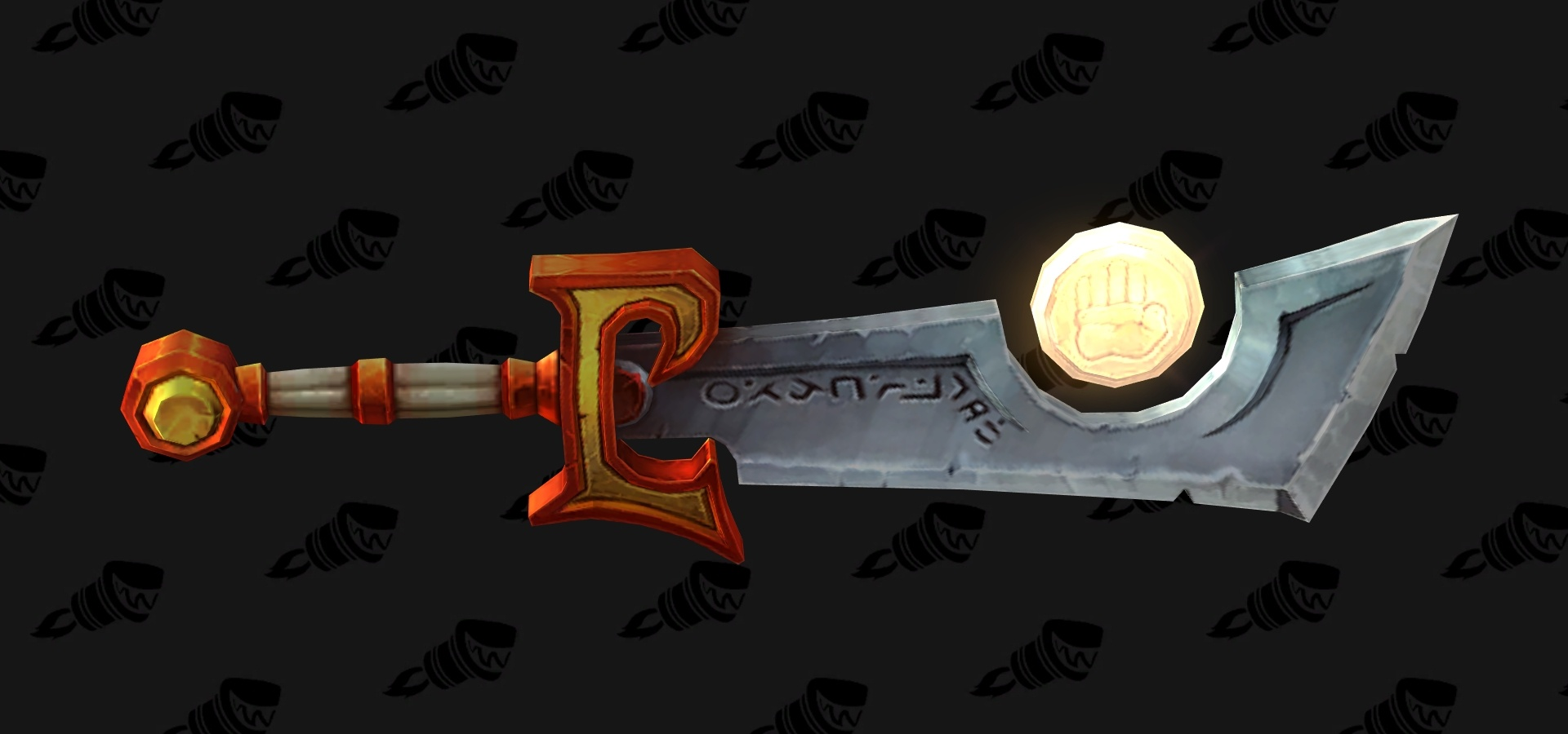 wow legion retribution paladin artifact weapon