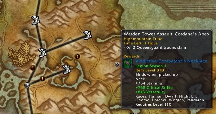 Battle for Azeroth World Quests Overview - Guides - Wowhead