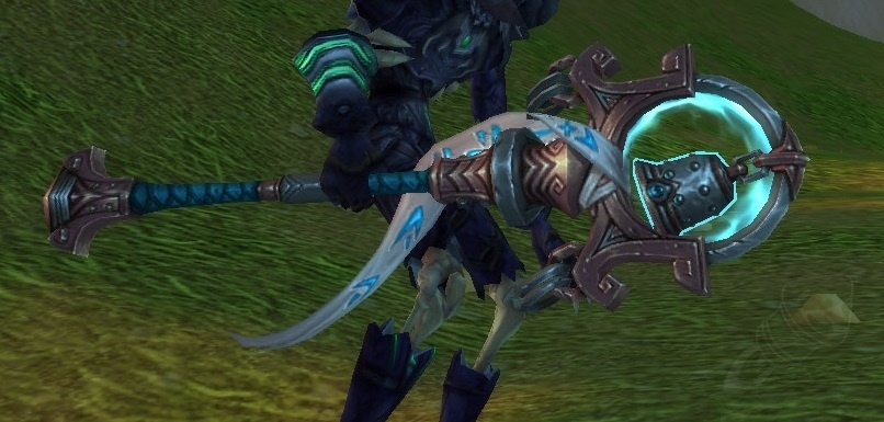 Mistweaver Monk Artifact Weapon: Sheilun, Staff of the Mists