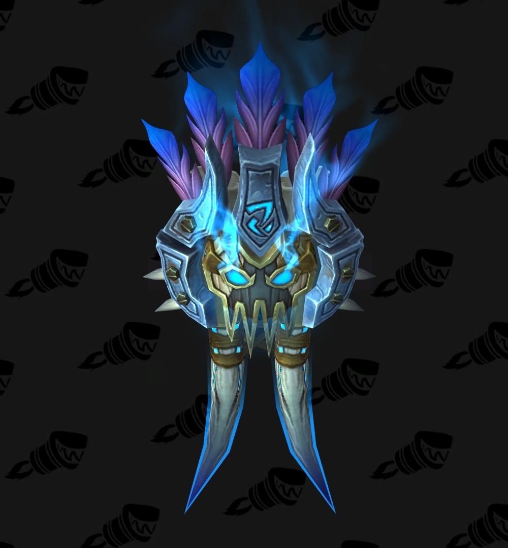 Elemental Shaman Artifact Weapon: The Fist of Ra-den - Guides - Wowhead